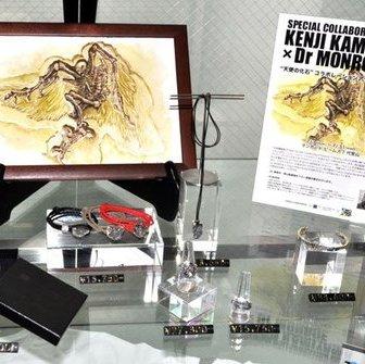 「Tokyo Otaku Mode」がBEAMSとコラボ! 神山健治アクセや29名のイラストレーターによるグッズ展開