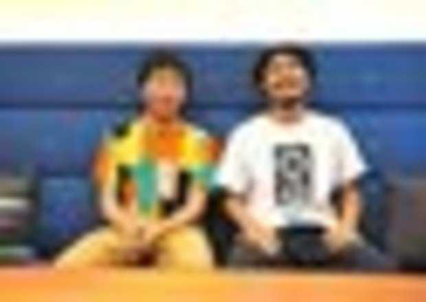 左からDaichiさん、AFRAさん