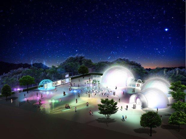 仮想的現実空間「TRANS CITY ‒トランスシティ-」