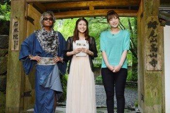 「京騒戯画」5.5話はテレビアニメ史上初の聖地巡礼企画 作品舞台を訪ねる実写の特別番組