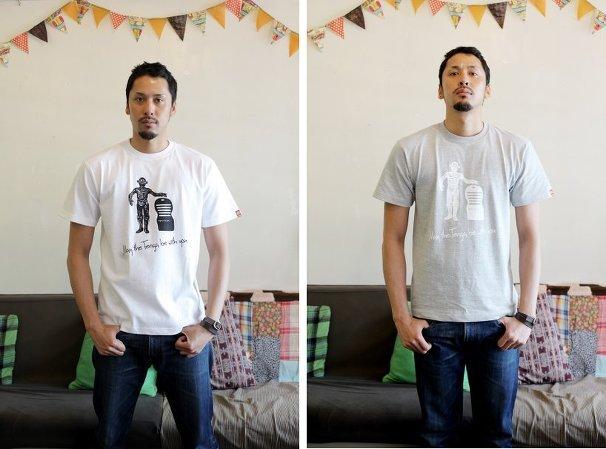 TENGAコラボTシャツ