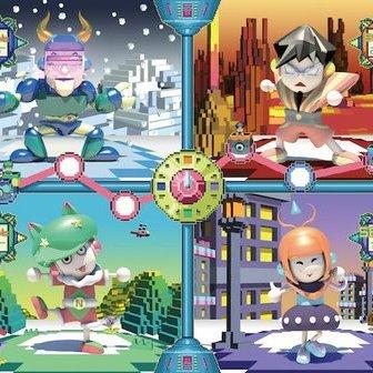 たかくらかずきさん『SWITCH』「No.1ネ申ゲー1oo ゲームが未来を変える」特集の1ページ