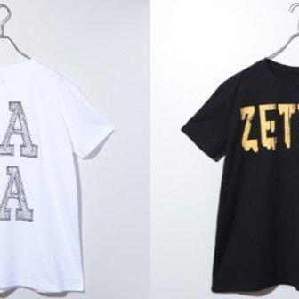左:「DADA」、右:「ZETTON」