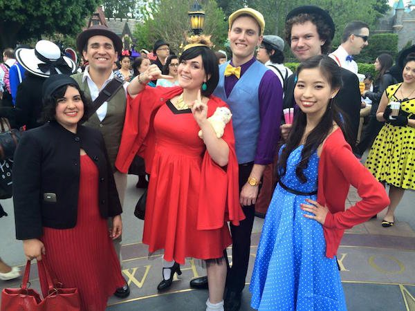Dapper Day 3