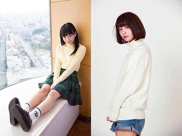 左:一ノ瀬みかさん/右:藤野有理さん
