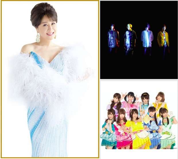 紅白歌合戦曲目発表! 小林幸子「千本桜」BUMP OF CHICKEN「ray」