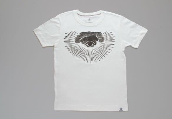 フリーメイソン オーガニックTシャツ 7,800円 (税別)