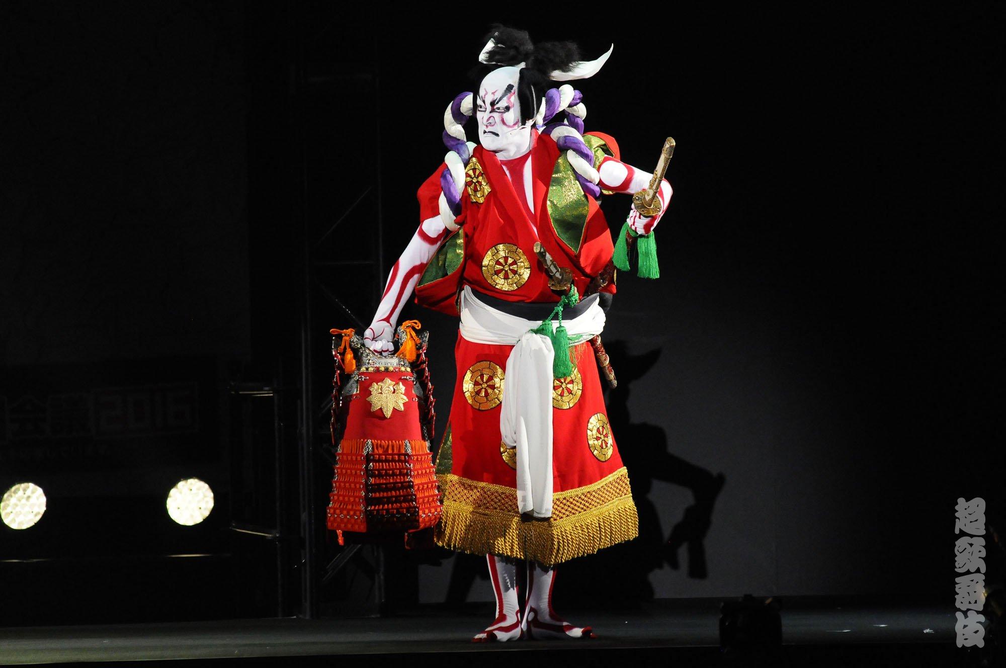 超歌舞伎「今昔饗宴千本桜」5