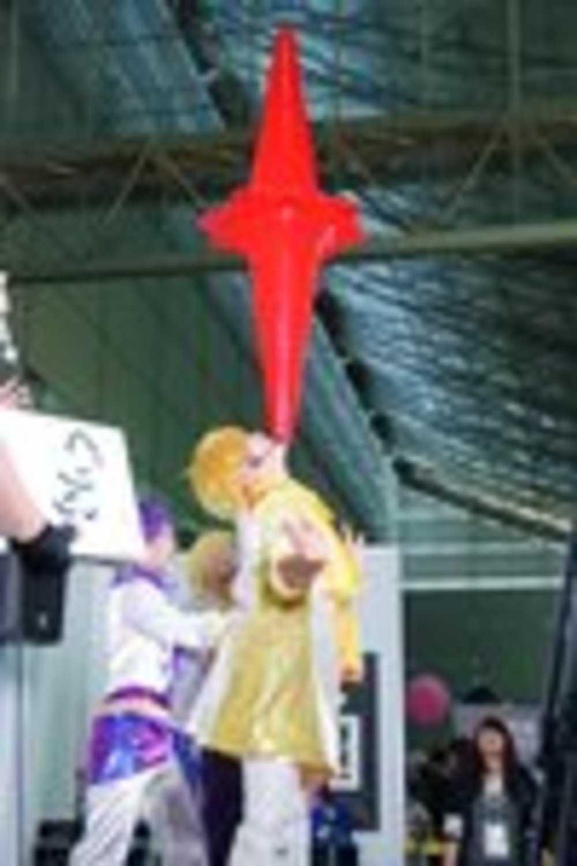 ニコニコ超会議2016 超まるなげステージ「コスつく」パフォーマンス 5