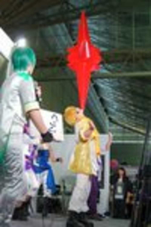 ニコニコ超会議2016 超まるなげステージ「コスつく」パフォーマンス 6