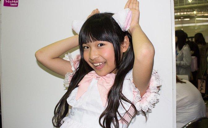 小学5年の天才踊り手 りりりちゃんに聞いてみた 「ダンスで叶えたい夢は?」