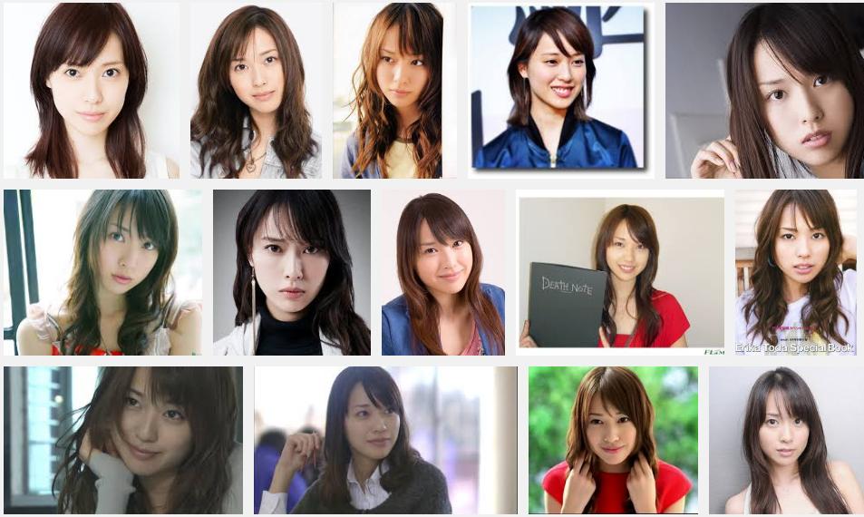 戸田恵梨香さんGoogle画像検索スクリーンショット