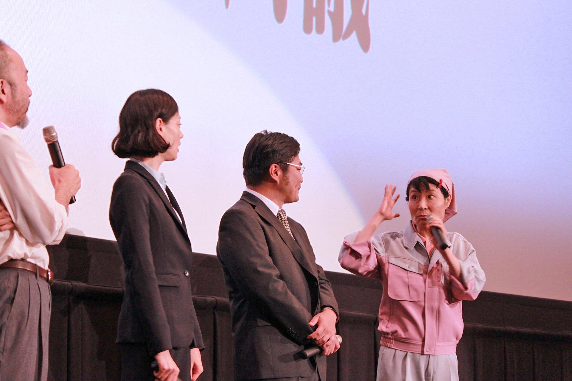 『シン・ゴジラ』女性限定鑑賞会議レポート 8