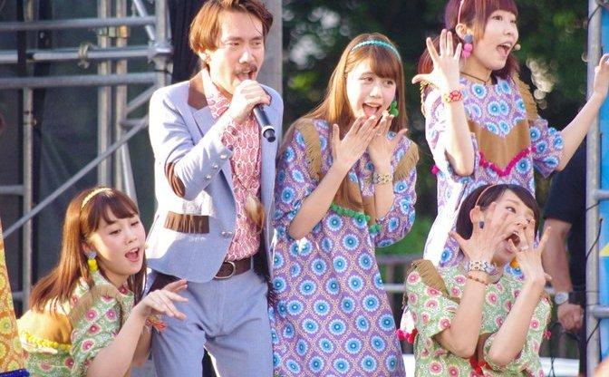 【TIF】なぜかアイドルよりも目立つおじさんがすごい! 清竜人25レポ