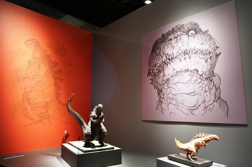 「株式会社カラー10周年記念展 過去(これまで)のエヴァと、未来(これから)のエヴァ。そして現在(いま)のスタジオカラー。」画像8