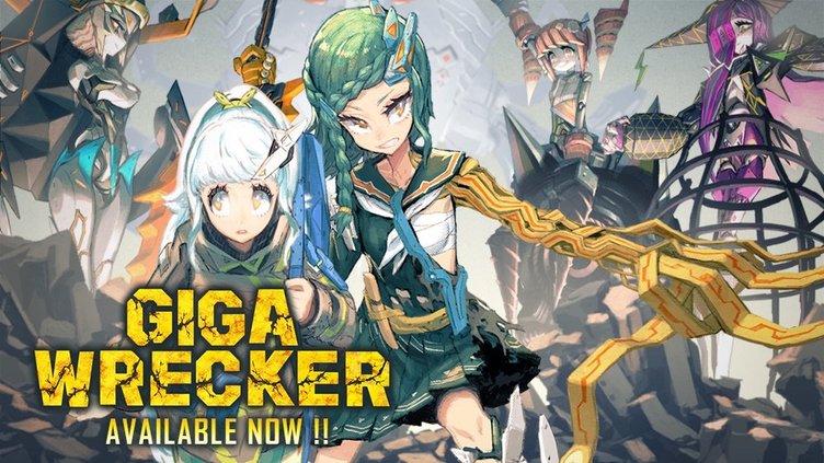 「ポケモン」ゲームフリークの新作PCゲーム『GIGA WRECKER』がヤバそう