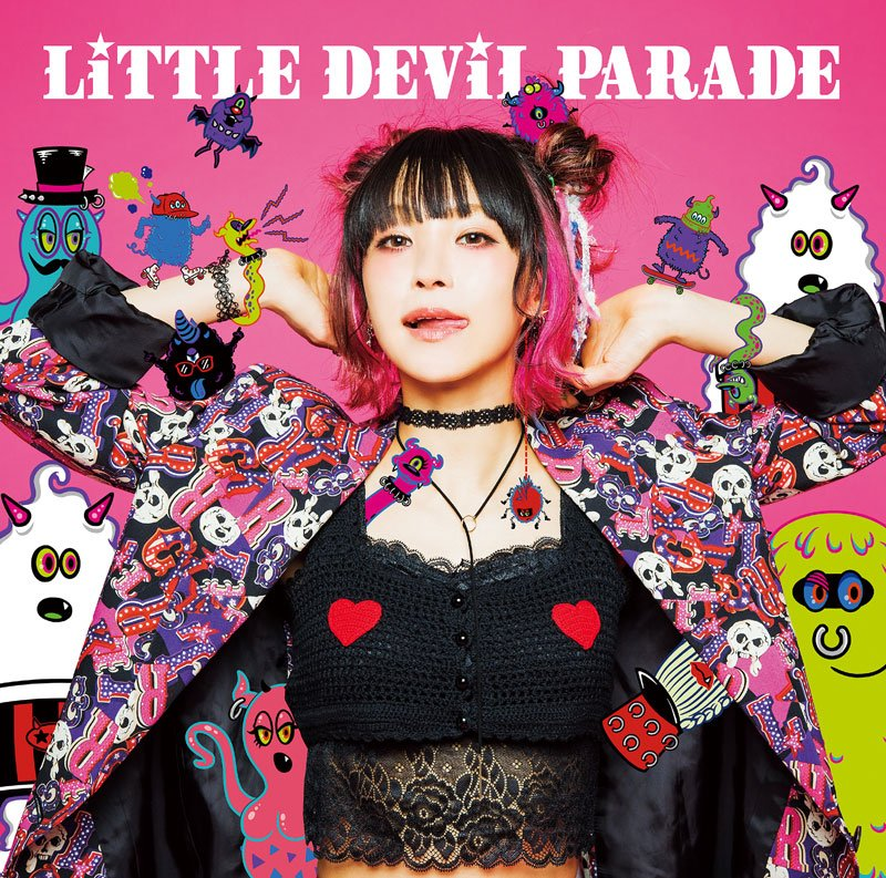 LiSA 『LiTTLE DEViL PARADE』