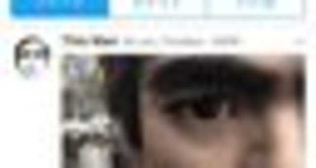Twitter上で目撃されたThis Manの自撮り画像