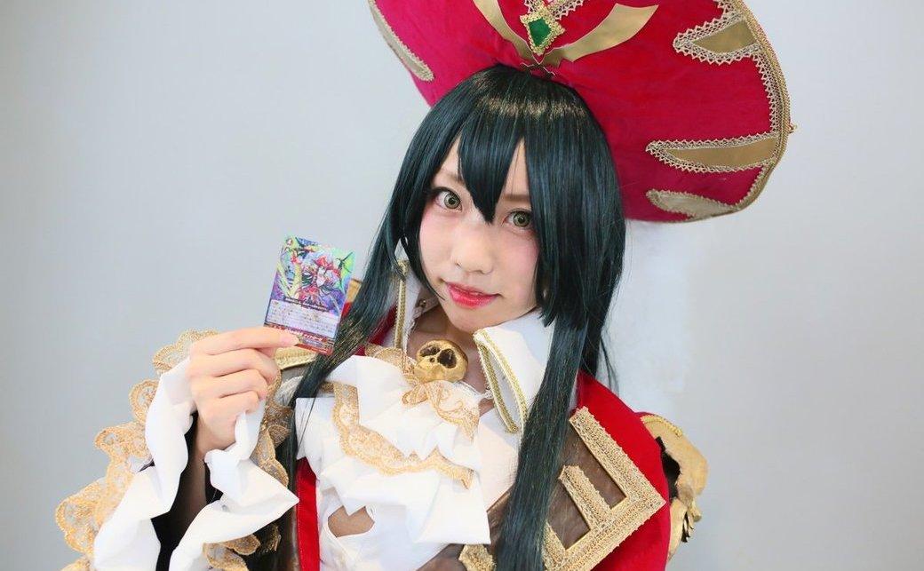【コスプレ画像】あのカードゲームキャラを再現! ブシロード10周年祭レポート