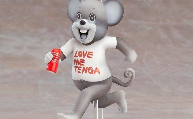 まん◯画太郎先生×TENGAをグッスマがフィギュア化! リアルTENGAにも取り付けられる