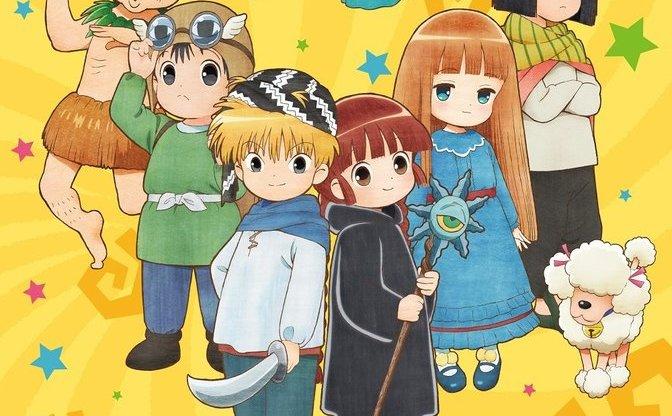 新TVアニメ『魔法陣グルグル』OPテーマにORESAMAが決定