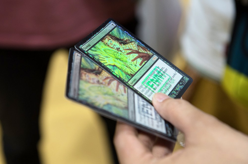 『Magic: the Gathering』カードはいずれも美麗だ