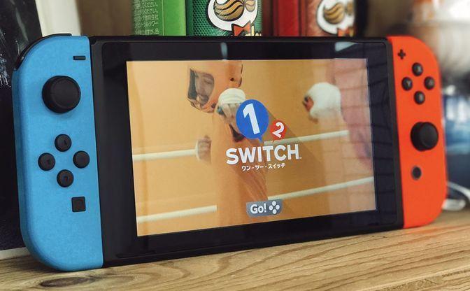 「Nintendo Switch Online」サービス開始は2018年に延期 12ヶ月で2400円!