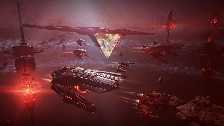 重力から自由になりたくて、遊びはじめたはずだった 『Eve Online』