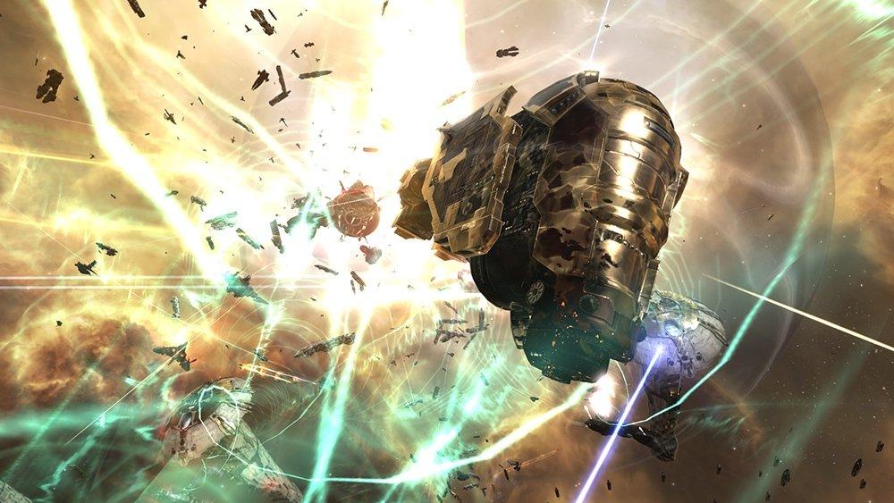 戦場でのフェアネスは、現実のそれとは真反対だ 『Eve Online』
