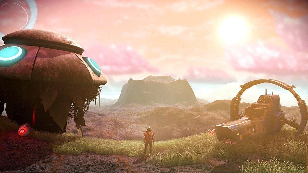 アドベンチャーゲーム『No Man's Sky』 自動生成が織りなす虚無の中心