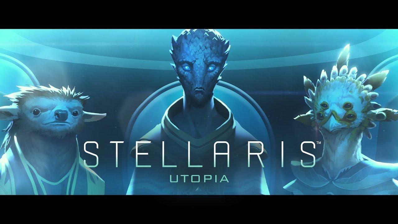 私たちに許された唯一の解放 美しき絵空事『Stellaris』