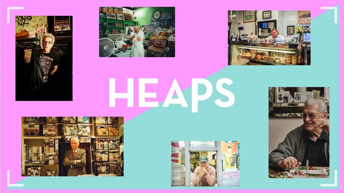 """""""共感""""の前に、""""てめえ""""はどうだ? 「HEAPS Magazine」編集長・SAKO.H"""