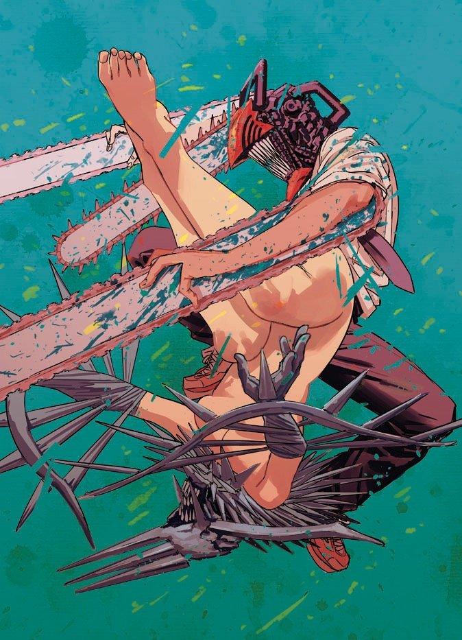 『チェンソーマン』と現代のヒーロー像 「少年ジャンプ+」編集者・林士平 Vo.1