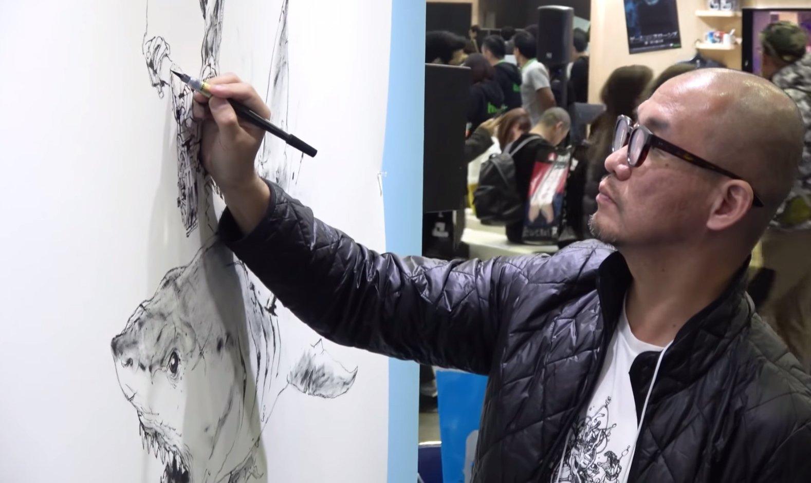 """""""最強の絵師""""こと韓国のキム・ジョンギ「韓国Web漫画の勢いは日本以上。けれど不安もある」"""