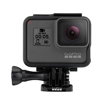 GoPro ウェアラブルカメラ HERO5 Black
