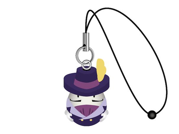 玉子の妖精マスコットストラップ