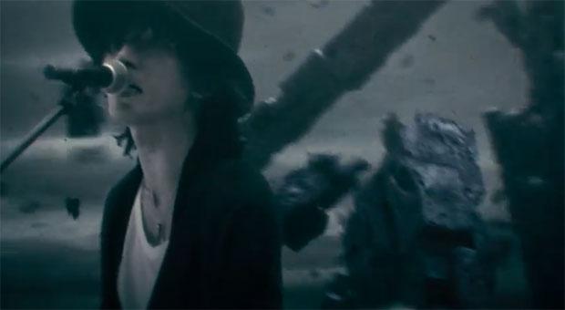 BUMP OF CHICKEN「パレード」MV公開 藤原の右手がミギーに!