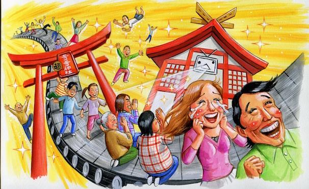 ニコニコ超神社イメージ図
