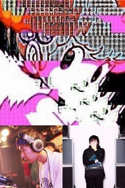 上:AMUNOAさん、左下:Seimeiさん、右下:Masayoshi Iimoriさん
