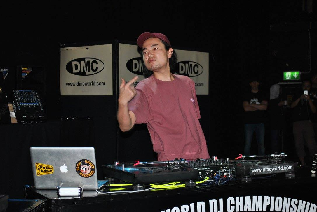 「DMC World DJ Championships」2