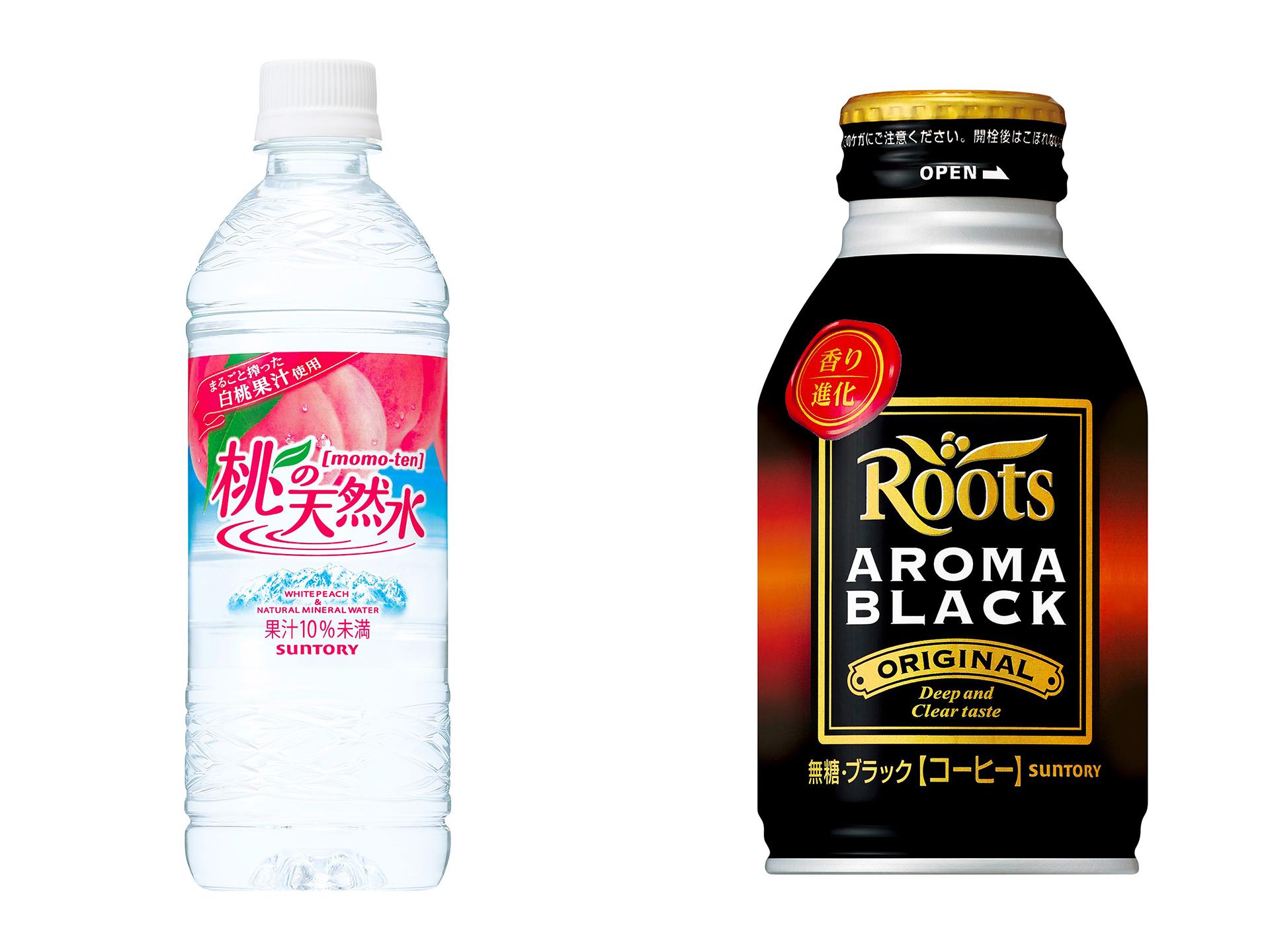 「桃の天然水」「ルーツ」復活ッ! 全国セブンイレブンなどで限定販売