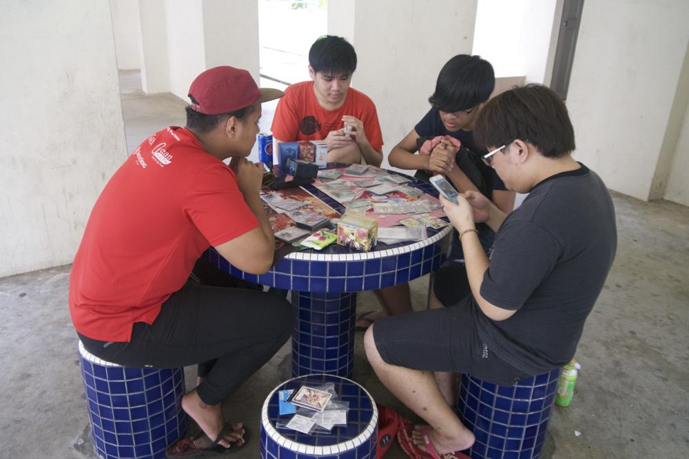 東南アジアTCG旅