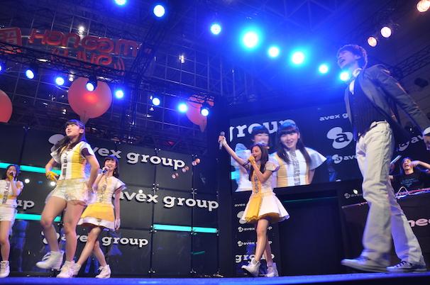 Prizmmy☆×アニソンDJ集団「アニラボ」コラボステージ