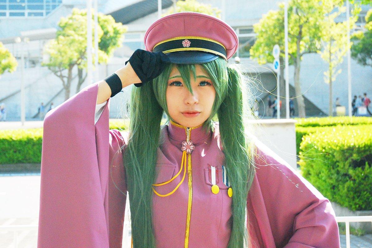桜ちゃんさん/「超会議2016」 Photo by Diora