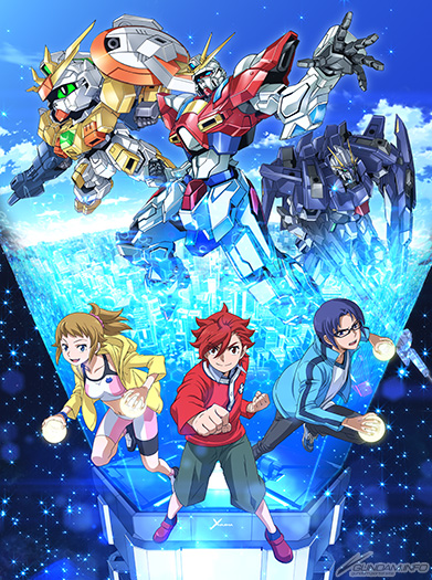 """Gundam Build Fighters""续集是七年来的""尝试""集"