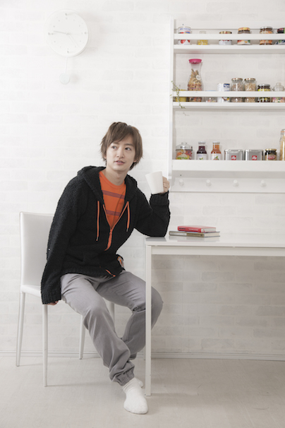 『ハイキュー!!』モコモコパーカー烏野モデル/©古舘春一/集英社・「ハイキュー!!」製作委員会・MBS