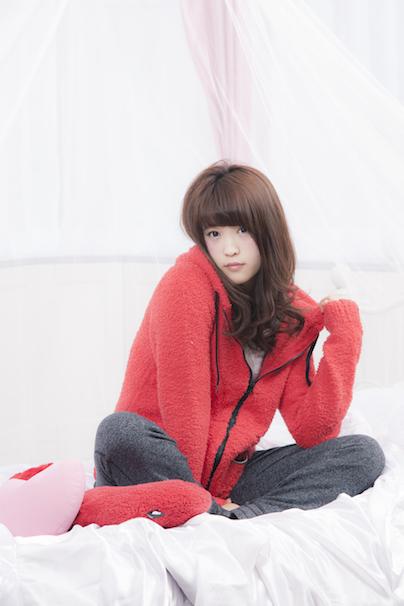 『ハイキュー!!』モコモコパーカー音駒モデル/©古舘春一/集英社・「ハイキュー!!」製作委員会・MBS