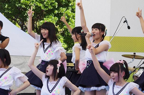 「つくドル!」プロジェクト発のアイドルグループ