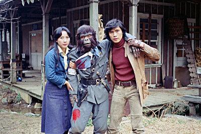 小松左京が原作、円谷プロの衝撃SF「猿の軍団」がDVD-BOXに