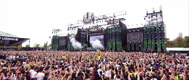「RELIVE ULTRA JAPAN 2014 (Official Aftermovie)」 スクリーンショット
